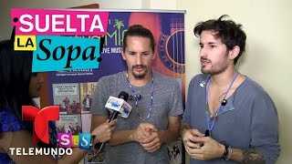 Mau y Rick Montaner los autores de la canción 'Vente pa'ca' | Suelta La Sopa | Entretenimiento
