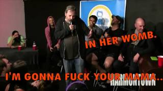 Harmontown Dr. Ken rap (feat. Raleigh Ritchie aka. Jacob Anderson aka. Gray Worm)