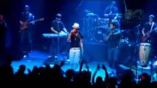 K'naan-'If Rap Gets Jealous' Irving Plaza, NY  March 2010 (MTV Webcast)