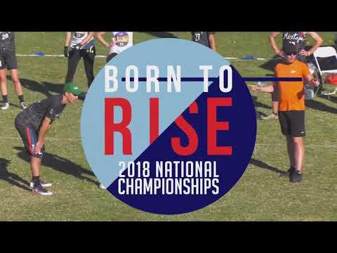 Video Thumbnail: 2018 National Championships, Mixed Pool Play: Washington D.C. Space Heater vs. Seattle Mixtape