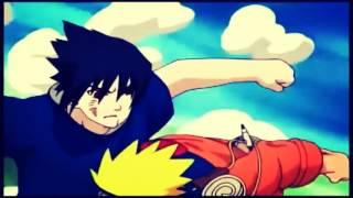 Naruto vs Sasuke /Suicideboys x Germ  - King Cobra (Drippin') / Part 1/3 (Reupload)