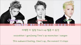 JYJ - Back Seat [Hangul/Romanization/English] Color & Picture Coded HD