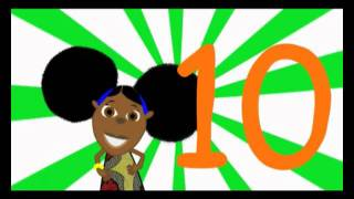 Count to 10 in the Yoruba Language with Bino and Fino
