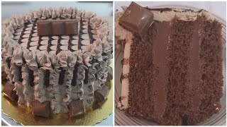Bolo Trufado de Chocolate bem Chocolatudo