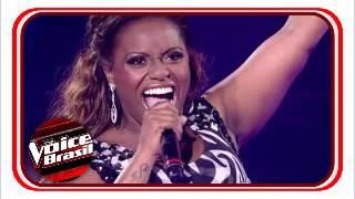 Ludmillah Anjos - O Amor e o Poder - Ao Vivo - (The Voice Brasil - Primeira Temporada)