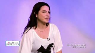 Evanescence's Amy Lee Talks Covers @ Radio.com