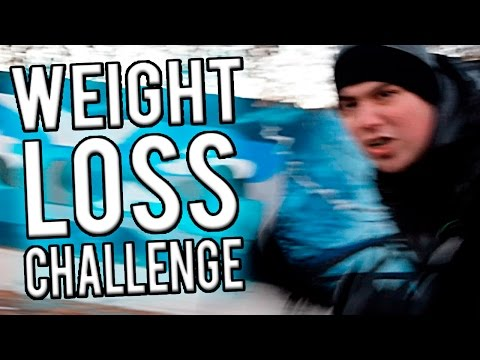 THE WEIGHT LOSS CHALLENGE
