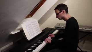 Ludovico Einaudi - Corale Solo (Piano Cover) (In a Time Lapse - 19.)