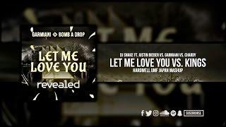 Let Me Love You vs. Bomb A Drop vs. Kings (Hardwell Mashup)(UMF 2016 Japan)
