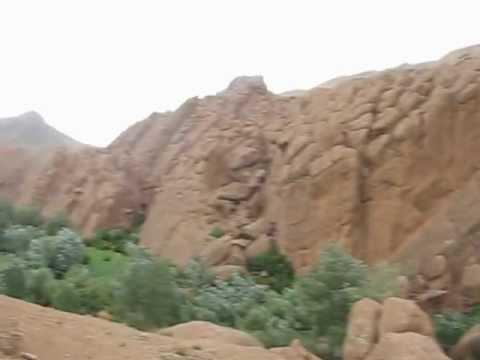 Near Draa Valley, Morocco