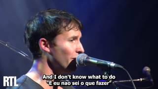 #25 James Blunt - You're beautiful -- Aprenda Ingles Com Musica