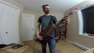Sabaton - To Hell And Back (bass cover)