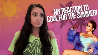 Demi Lovato - Cool For The Summer (Audio) Reaction!