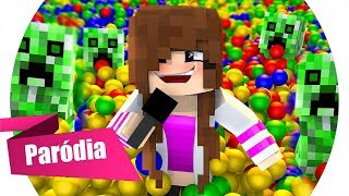 Minecraft: PARÓDIA RABIOLA (MC KEVINHO) | PAPILE