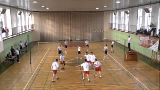 Mistrzostwa Wyższych Seminariów Duchownych: mecz WSD Olsztyn - AWSD Częstochowa