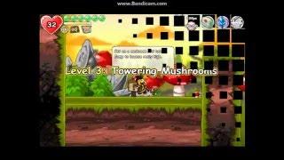 Epic Battle Fantasy: Adventure Story - Level 3: Towering Mushrooms Under 40 Seconds