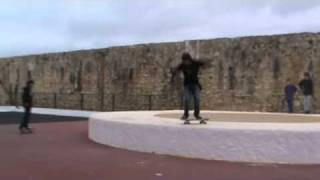 How we do It - Peniche skaters