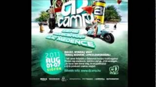 DJ CAMP 2011 @ Siófok - Partystrand / augusztus 01.-07.
