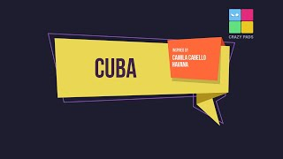 Crazy Pads - Sound pack: CUBA (Inspired by Camila Cabello - Havana)