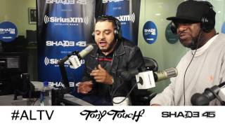 All Lyrics and  Kool G Rap Freestyle On DJ Tony Touch Shade 45 Ep. 05/16/17