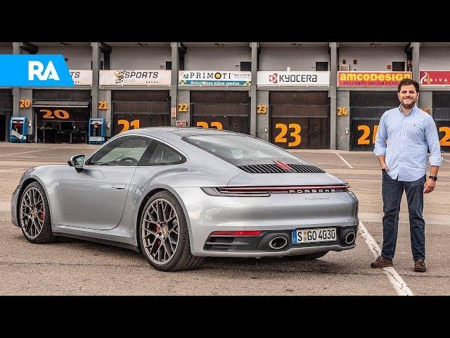 Porsche 911 Carrera S (992)