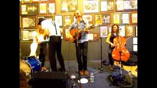 The Lumineers - Flapper Girl (Live) at Twist & Shout Records May 11