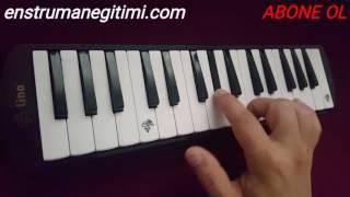 İlyas Yalçıntaş - Gel Be Gökyüzüm - Melodika Öğreniyorum