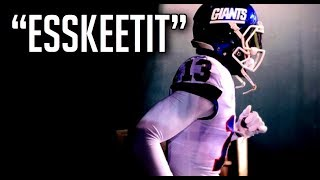 "Odell Beckham Jr. Mix - ""ESSKEETIT"" Ft. Lil Pump  (2018)"