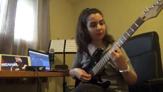 Nothing Else Matters - Metallica ( Electric Guitar)