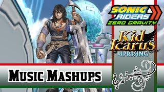 Magnus' Theme~Aquatic Time/Sealed Grounds~Mashup