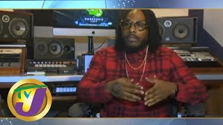TVJ Entertainment Report: Anju Blaxx Music Producer - May 31 2019