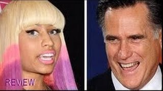 Nicki Minaj Endorses Mitt Romney On Wayne's Dedication 4?!?!?!... #! #!!..