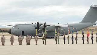 Acto de reconocimiento al personal participante en misiones en Afganistán