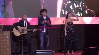 Tini y Jorge -Yo Te Amo a Ti -y Siempre Brillaras -