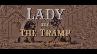 Lady and the Tramp - Disneycember