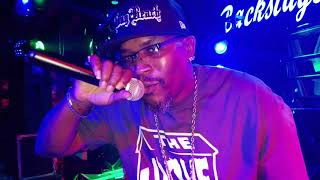 C Knight from the Dove Shack live performance in Vegas