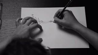 Dillaz - falas de má língua (drawing Aclo)