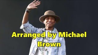 Pharrell Williams - Happy - Symphonic orchestra (arranged by Michael Brown)