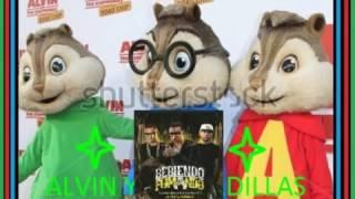 alvin y las ardillas Bebiendo y Fumando   J Álvarez feat Anonimus y Bryan Myers