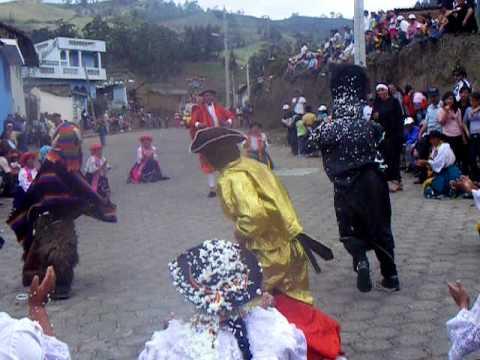 Carnaval Guaranda Ecuador