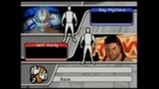 WWE SmackDown vs. Raw 2008 Nintendo DS Video - 619!