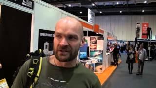 LIDS 2014: Scubaverse talks with Monty Halls