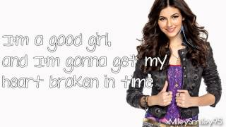 Victorious Cast ft. Victoria Justice - Bad Boys (with lyrics)