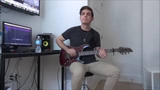 Silverstein | Ghost | GUITAR COVER FULL (NEW SONG 2016) HD