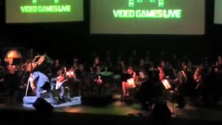 Video Games Live Brasil 2015 - Abertura do Evento (12/Out/2015)