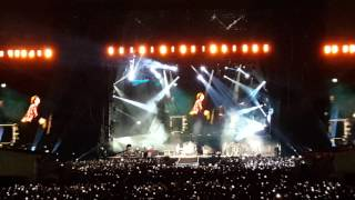 The Rolling Stones LIVE  - Bogota 2016 Paint it Black HD
