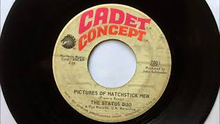 Pictures Of Matchstick Men , The Status Quo , 1968