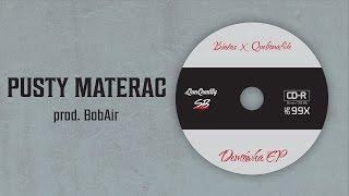 Białas x Quebonafide - Pusty materac (prod. BobAir)