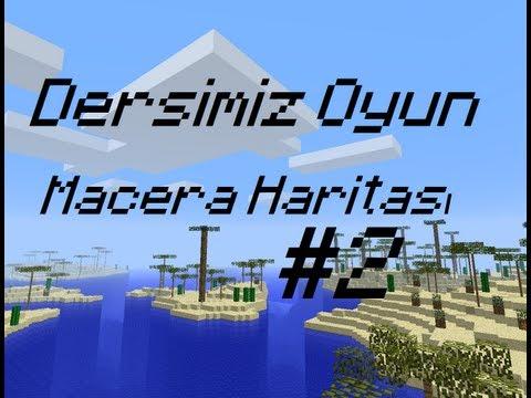 Türkçe Minecraft-Macera Haritası Bölüm 2
