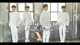 VROMANCE - Oh My Season [Female Version]